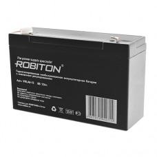aкк. ROBITON VRLA6-12
