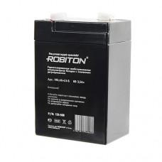 aкк. ROBITON VRLA6-4.5-S (3,5Ач)