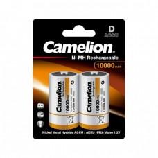 акк. Camelion D-10000mAh NiMh BL-2