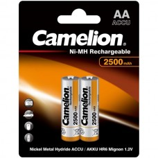 акк. Camelion AA 2500mAh-NiMh BL-2