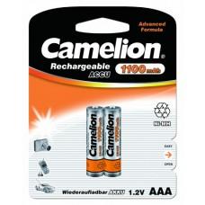 акк. Camelion AAA 1100mAh-NiMh BL-2