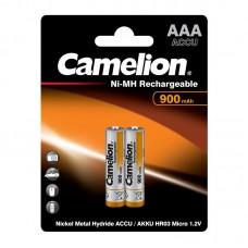 акк. Camelion AAA 900mAh-NiMh BL-2