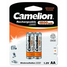 акк. Camelion AA 1500mAh-NiMh BL-2
