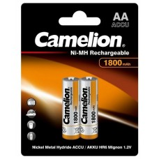 акк. Camelion AA 1800mAh-NiMh BL-2