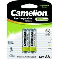 акк. Camelion AA 800mAh-NiCd BL-2