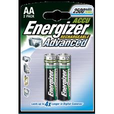 акк. Energizer HR6 2400-2500mAh (BL2)