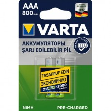 акк. Varta AAА 1000 mA BL-4