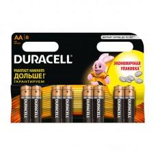 эл. пит. Duracell LR6 Basic (BL-8)