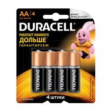 эл. пит. Duracell LR6 new (BL-4)