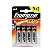 эл. пит. Energizer LR6 MAX (BL-3+1)