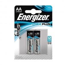 эл. пит. Energizer LR6 MAX PLUS (BL-2)