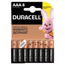 эл. пит. Duracell LR03 new (BL-8)