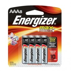 эл. пит. Energizer LR03 MAX (BL-4)