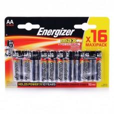 эл. пит. Energizer LR03 MAX (Сингапур) (BL-16)
