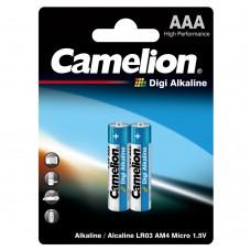 эл. пит. Camelion LR03 DIGI (BL-2)