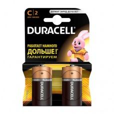 эл. пит. Duracell LR14 new (BL-2)