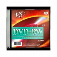 компактдиск VS DVD-RW 4,7 GB 4x, SL/5