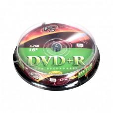 компактдиск VS DVD+R 4,7 GB 16x CB/10 Ink Print