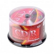 компактдиск VS CD-R 80 52x Cake box/50