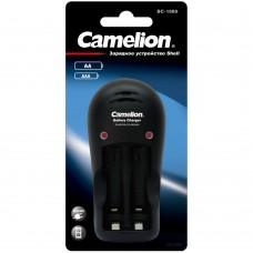з/у Camelion BC-1009 (1-2AA/AAA/150Ma/защ. от переполюс./свет. индик)