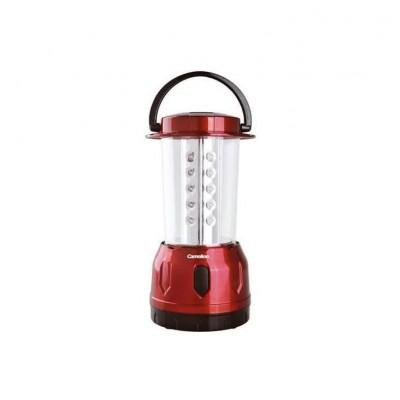 фонарь Camelion LED 5625 (3XR20, бордовый, 30 LED)