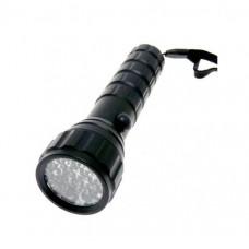 фонарь Ultraflash 21 LED (фонарь 3XR03, черный, 21 LED, алюминий)