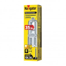 Navigator 94 211 JC 35W clear G6.35 12V