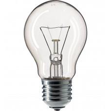 лампа Philips 40A55/CL/E27 (обычная, прозрачная)