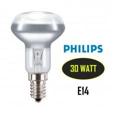 лампа Philips 30R39/FR/E14 (зеркальная)