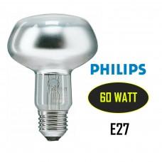 лампа Philips 60R80/FR/E27 (зеркальная)