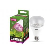 Camelion LED15-PL/BIO/E27 (для растений 15Вт 220В)