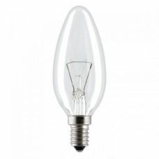 лампа GE 40C1/SL/E14 (свеча,