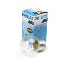 лампа Philips 40P45/CL/E27 (шар прозрачный)