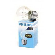 лампа Philips 60P45/CL/E27 (шар прозрачный)
