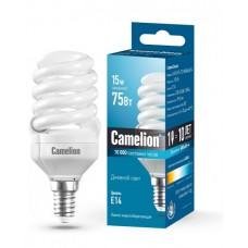 лампа Camelion LH15-FS-T2-M 220V/15W/6400/E14