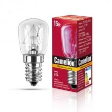лампа Camelion 15/Р/CL/Е14 для холодильника и шв. машин