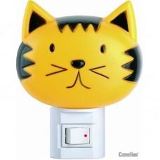 Camelion NL-003 (ночник с выключателем (кошка), 220V, 7W) (24)