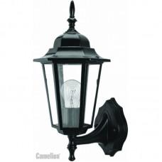 Светильник 4101 черный (улично-садовый,230В 60Ватт ,S=400x220)