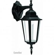 Светильник 4102 черный (улично-садовый,230В 60Ватт ,S=368x220)
