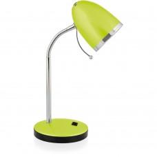светильник Camelion KD-308 зелёный (настольный, 230V40WЕ27)