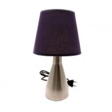 светильник Camelion KD-402 фиолетовый 230V40WE14 1/6