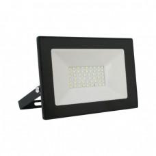 Прожектор Ultraflash LFL-2001 C02 чёрный (LED, 20Вт, 230В, 6500К)